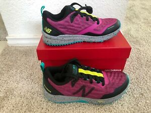 NIB New Balance Youth Girls Trail Fuel Core Urge Sneakers Running Shoes $19.95