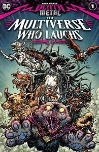 Dark Nights Death Metal the Multiverse Who Laughs 1 1st Print One Shot NM 11 24 $5.03