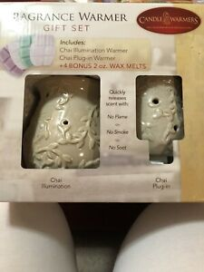 Fragrance Warmer Gift Set Candle Warmers