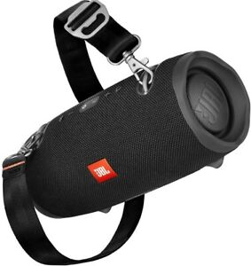 JBL Xtreme 2 Wireless Speaker BLACK Portable Waterproof Bluetooth Stereo REFURB $199.95
