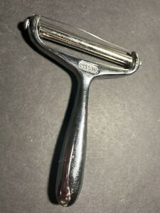 Vintage Presto Cheese Slicer 4.5quot; Cast Aluminum Free Shipping