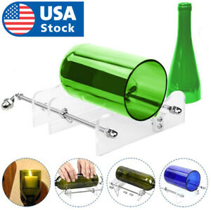 Glass Bottle Cutter Kit Beer Wine Jar DIY Cutting Machine Craft Recycle Tools US $9.98