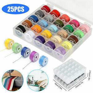 Bobbins Sewing Thread amp; Case for Brother Singer Babylock Janome Kenmore Machine $10.48