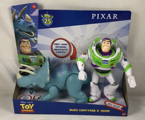 Toy Story 4 Disney And Pixar Adventure 2 Pack Buzz Lightyear And Trixie Figures