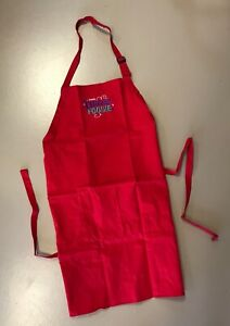 In the Kitchen with David Adjustable Apron with Pocket