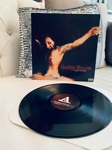ORIGINAL PRESS Marilyn Manson • Holy Wood In The Shadow Of The Valley Of Death $149.99