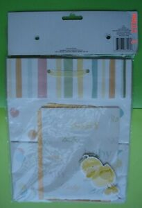 Voila Baby Gift Bag with Tissue Wrap Gift Tag