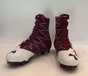 New Under Armour Football Cleats Size 11 $24.99