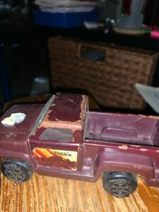 TONKA Truck amp; Small Trailer Combination Vintage Manufacture