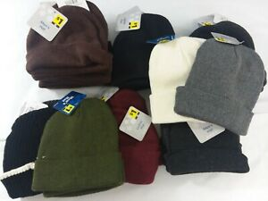 New Beanie Hats Assorted Colors NWT stocking hat winter hat $0.99