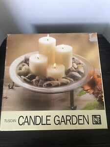 Candles. Candle Set. Candle Garden. Candle Gift Set*NEW IN BOX*