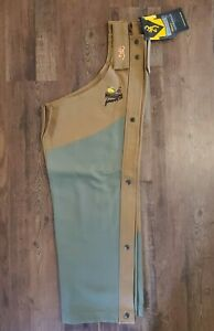 Browning Pheasants Forever upland Chaps Canvas Regular Fit Hunt