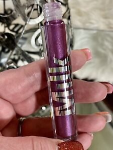 MILK MAKEUP LIP METAL in WILLOW Purple Full SZ AUTHENTIC Hydrating Full Payoff $12.49