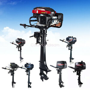 Electric Outboard Motor Inflatable Fishing Boat Electric Trolling Engine CDI