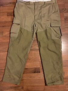 Mens Cabelas Hunting Pants size Waist 46 Length 32