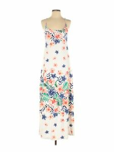 Tommy Bahama Women White Cocktail Dress S