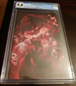 Amazing Spider Man #800 Alex Ross Virgin Variant CGC 9.8 $229.99