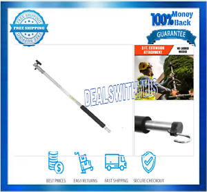 Echo 99944200536 Pas Extension Attachment 3 FT. for Trimming Hedges Trees New $60.96