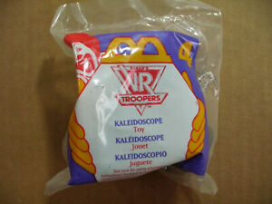 McDonald#x27;s Happy Meal Toy Saban#x27;s VR Troopers Kaleidoscope #4 1995