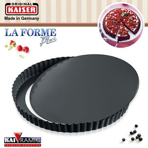 Kaiser La Forme Plus Quiche And Tin Fruit 11in $35.20