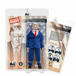 Donald Trump Blue Suit U.S. Presidents Figures Toy Company Action Figure