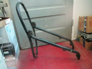 Triumph 1966 1967 Bonneville TR6 T120 Rear Frame Section 101320