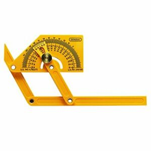29 Plastic Protractor and Angle Finder Outside Inside Sloped Angles 0° to 180° $11.15