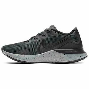 Nike Renew Run Running Shoes Anthracite Black Cool Gray CZ9263 001 Mens NEW $62.99