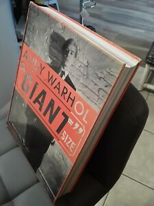 ANDY WARHOL: quot;GIANTquot; SIZE LARGE FORMAT By Editors Of Phaidon Press amp; Steven $99.99