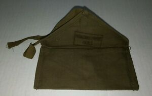 French Army Military Sewing Bag empty Chaumont Paris $6.95