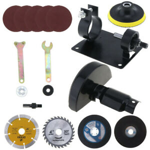 Electric Drill set Cutting Stand Tool Accessories For Grinding Durable C $29.47