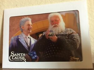 Santa Clause 3: The Escape Clause Lithograph Disney Movie Club Exclusive NEW $9.00