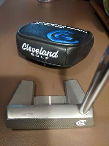 Cleveland Golf Milled Huntington Beach Collection 11 Putter 35.5quot; w Cover #11