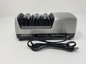 Chefs Choice Edge Select 120 Knife Sharpener Plus 3 Stage Diamond Hone