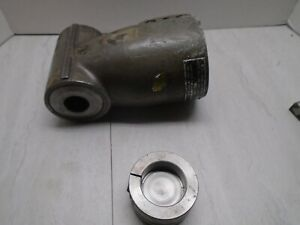 Bridgeport Right Angle Head Milling Attachment See pictures $305.66