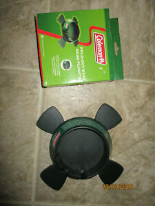 Fold Out Stable Base for 16 oz Coleman Propane Camping Gas Cylinder Base only