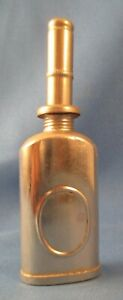 """3 1 4"""" silver colored sewing machine oil can with spout made in U.S.A. good cond $9.99"""