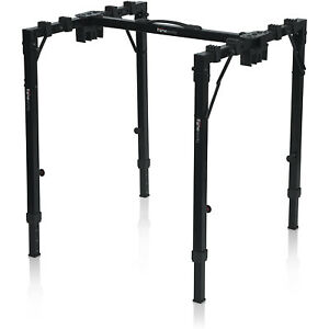 Gator Adjustable T Stand Folding Workstation with 250lb Weight Capacity $99.99