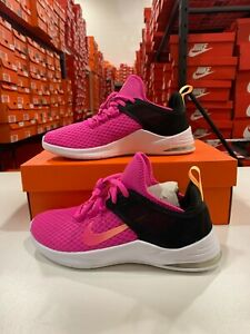 Nike Womens Air Max Bella TR 2 Training Shoe Laser Fuchsia Black AQ7492 600 NEW $57.99