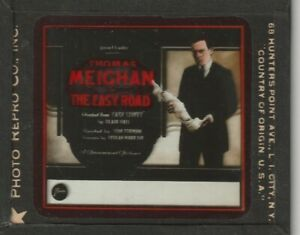 SILENT ERA THE EASY ROAD Thomas Meighan magic lantern glass slide