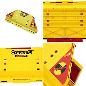 crown45 crown molding jig for miter saws $32.99