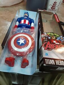 New Captain America With Replace Hand Marvel Avengers Legends Action Figure 7 $16.50