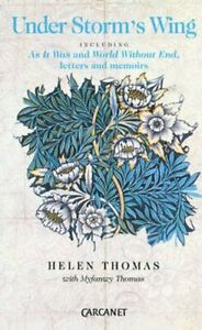 Under Storms Wing by Helen Thomas 9781857543612 Brand New Free US Shipping $27.35