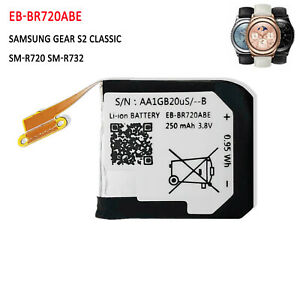 Replacement Battery EB BR720ABE For Samsung Gear S2 Classic SM R720 SM R732 $10.30