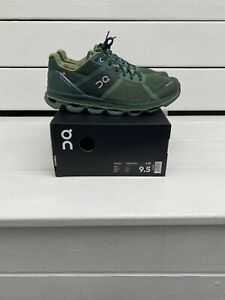 On Cloud Running Mens Cloudace Shoes Sea Shadow Green Gray Size 9.5 M $95.00