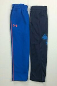 Boys Little Youth Under Armour Mesh Athletic Pants Size 4 $19.99
