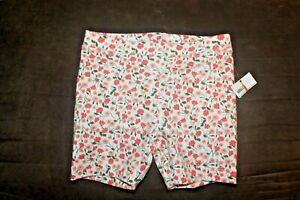 Girls Old Navy Kids Shorts Floral Print Pink Size 3T NEW $6.99