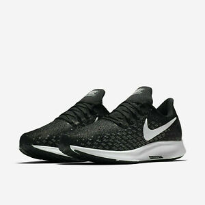Nike Womens Air Zoom Pegasus 35 Running Shoes Black White 942855 001 NEW $70.99
