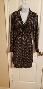 Womens dresses size small with tie $16.00
