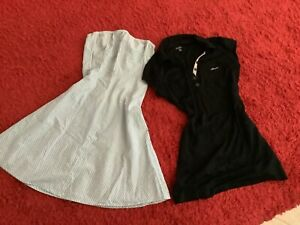 2 womens dresses size medium from Guess in perfect condition $25.00